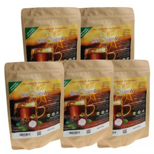 Thee Frequentea Mangosteen Enzyme 5-pack