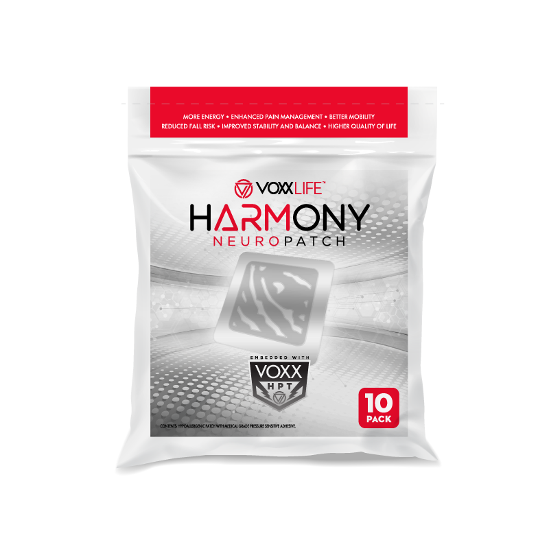 Voxx Harmony HPT NeuroPatch - 10-pack
